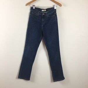 Levi's Perfectly Slimming 512 Straight Jeans Sz 6